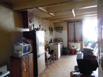 Secteur VIRIEU LE GRAND (01, Ain), à vendre maison de ville de 6 pièces à rénover., CUISINE