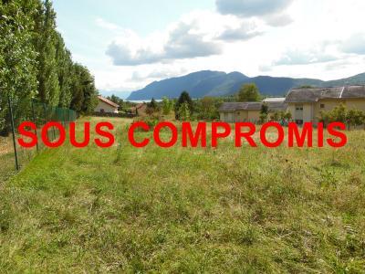 Chindrieux (73310) à vendre terrain constructible de 3263m2 vue sur le Lac du Bourget.,