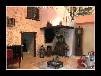 A vendre Maison en pierre rénovée, proche Bellegarde-sur-Valserine (01200)., SALON