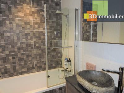 Aix-les-Bains (73100), à 700 mètres du Lac, à vendre appartement 2 chambres, 90m2 refais à neuf, SALLE DE BAIN