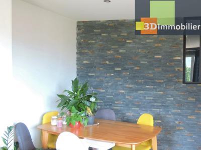 Aix-les-Bains (73100), à 700 mètres du Lac, à vendre appartement 2 chambres, 90m2 refais à neuf, SEJOUR