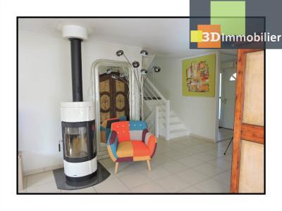 AIX-LES-BAINS, à vendre MAISON de 7 pièces dont 3 chambres, VUE LAC ET LA DENT DU CHAT, AU CALME., ENTREE