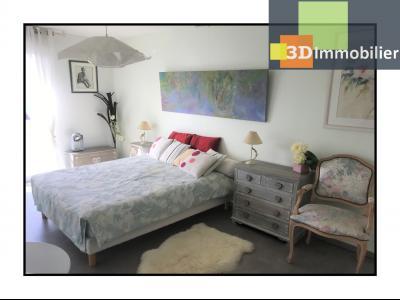 AIX-LES-BAINS, à vendre MAISON de 7 pièces dont 3 chambres, VUE LAC ET LA DENT DU CHAT, AU CALME., CHAMBRE