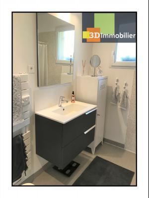 Secteur CHAMPAGNE-EN-VALROMEY (01260) VENDS MAISON DE 135 m2 HABITABLES., SALLE DE BAIN