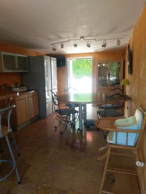 BEAUNE, à vendre maison contemporaine de 10 pièces rénovées, combles aménagés, sur terrain arboré., Salon Billard