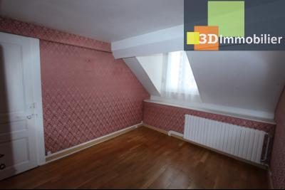 Lons-le-Saunier à 2 pas du centre ville, vends une maison de 12 pièces avec dépendances., CHAMBRE 3 ETAGE 2