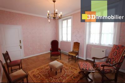 Lons-le-Saunier à 2 pas du centre ville, vends une maison de 12 pièces avec dépendances., SALON 3 REZ-DE-CHAUSSEE