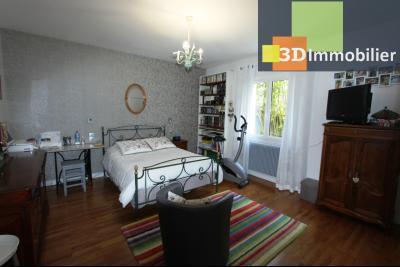 Lons-le-Saunier, à vendre grande maison de 7 chambres, 2 logements possibles, au calme., CH4