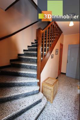 Lons-le-Saunier, à vendre grande maison de 7 chambres, 2 logements possibles, au calme., ACCES APPARTEMENT ET ETAGE