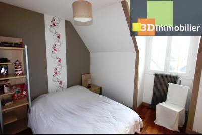 Lons-le-Saunier, à vendre grande maison de 7 chambres, 2 logements possibles, au calme., CH6 APPARTEMENT