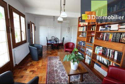 Lons-le-Saunier, à vendre grande maison de 7 chambres, 2 logements possibles, au calme., PETIT SALON