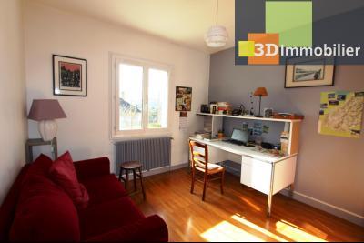 Lons-le-Saunier, à vendre grande maison de 7 chambres, 2 logements possibles, au calme., BUREAU OU CHAMBRE