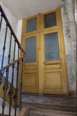 SAINT-CLAUDE (39 - JURA), VENDS IMMEUBLE DE RAPPORT - BON RENDEMENT, SPECIAL INVESTISSEURS, Façades intérieures