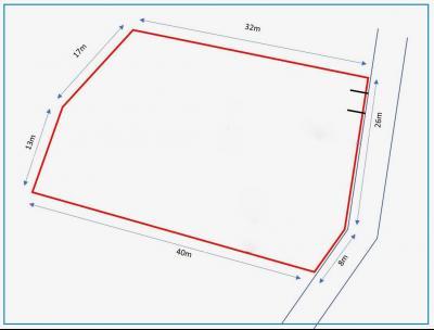 SAINT-CLAUDE, A VENDRE TERRAIN CONSTRUCTIBLE DE 1250 m2,