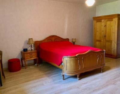 SECTEUR CLAIRVAUX LES LACS (39-JURA), A VENDRE MAISON DE 230 m2 SUR TERRAIN DE 396 m2, CHAMBRE RDC 24 m2
