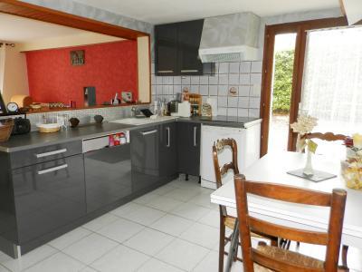 LOUHANS (71), maison à vendre de 158 m² proche commerces, quatre chambres, terrain 980 m²., LOGEMENT REZ CHAUSSEE
