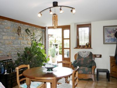 Vente proche POLIGNY (39800), maison familiale en pierre, 2 logements, terrain 1880 m², PIECE D