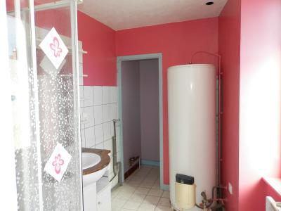 Vente SELLIERES (39230), appartement 100 m², trois chambres, SALLE D