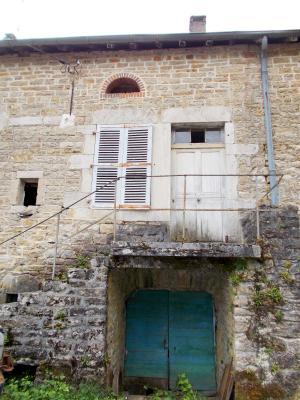 Vente VOITEUR (39210), maison en pierre à rénover 145 m² environ, sur terrain 1181 m², MAISON A VENDRE 145 m²