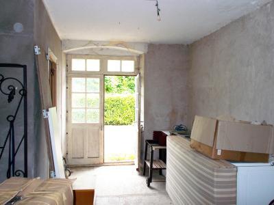 Vente VOITEUR (39210), maison en pierre à rénover 145 m² environ, sur terrain 1181 m², LOGEMENT REZ