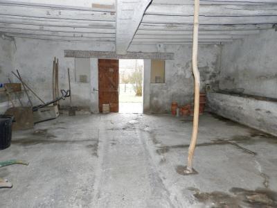 LOUHANS (71500), à vendre maison de plain-pied 110 m² environ, sur terrain plat 8618 m²., ECURIES 43 m²