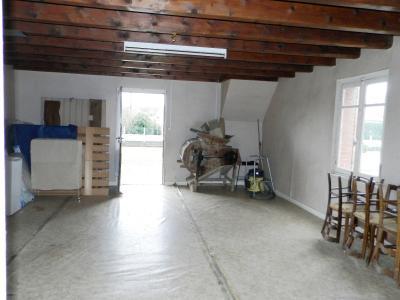 LOUHANS (71500), à vendre maison de plain-pied 110 m² environ, sur terrain plat 8618 m²., PIECE A AMENAGER 34.50 m²