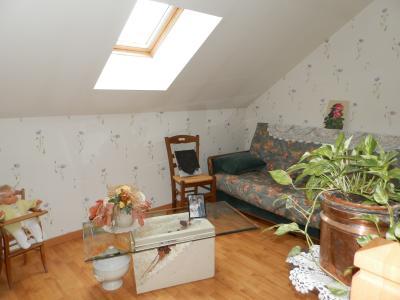 Vente proche BLETTERANS (39), maison individuelle 120 m² env., trois chambres, sur terrain 988 m², MEZZANINE 10 m²