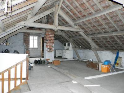 SAINT GERMAIN DU BOIS (71), maison de plain-pied à rénover environ 90 m², terrain 2700 m² environ, COMBLES 85 m² environ
