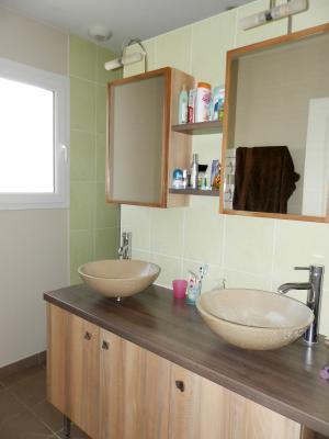 Vente secteur BLETTERANS (39), maison récente (2009) 130 m², 4 chambres, terrain 1155 m², SALLE D