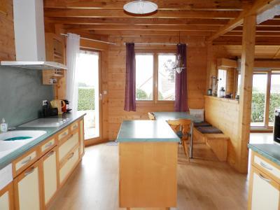 Vente BLETTERANS (39), maison familiale 121 m² (2006), quatre chambres, terrain 1508 m², CUISINE EQUIPEE 15.57 m²
