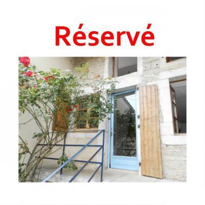 Vente MONTAIGU (39570), maison de village en pierre 127 m², jardin non attenant 381 m², PLAN 3