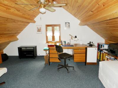 Vente MERVANS (71), ferme rénovée 138 m² + dépendances, terrain 22399 m², située au calme, CHAMBRE OU BUREAU 12 m²