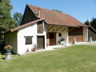 Vente MERVANS (71), ferme rénovée 138 m² + dépendances, terrain 22399 m², située au calme, DEPENDANCE environ 140 m²
