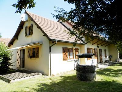 Vente MERVANS (71), ferme rénovée 138 m² + dépendances, terrain 22399 m², située au calme, MAISON A VENDRE 138 m²