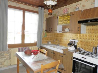 BELLEVESVRE (71), à vendre maison plain-pied 136 m², cinq chambres, deux garages, terrain 14800 m²., CUISINE 10 m²