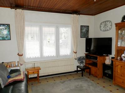 SAINT-GERMAIN-DU-BOIS (71), à vendre maison plain-pied 203 m² avec chambres d