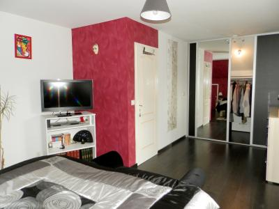 Proche BLETTERANS (39), à vendre maison rénovée 176 m², quatre chambres, terrain 2183 m²., CHAMBRE AVEC DRESSING