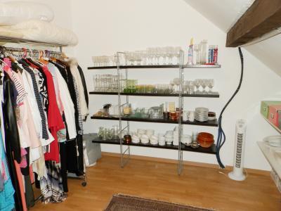 Proche BLETTERANS (39), à vendre maison rénovée 176 m², quatre chambres, terrain 2183 m²., PIECE DE RANGEMENT