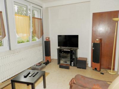 CHAUMERGY (39), à vendre maison familiale 145 m², cinq chambres, terrain 903 m²., SALON 18.10 m²