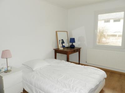 Proche LONS LE SAUNIER(39) et LOUHANS(71), à vendre maison rénovée plain-pied 100m², terrain 1038m²., CHAMBRE 11.20 m²