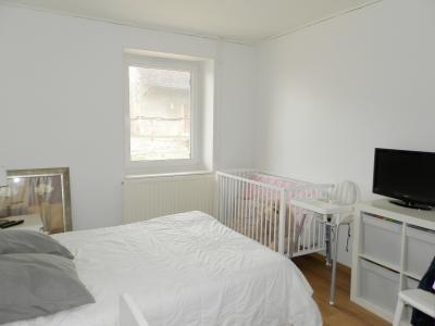 Proche LONS LE SAUNIER(39) et LOUHANS(71), à vendre maison rénovée plain-pied 100m², terrain 1038m²., CHAMBRE 10.60 m²