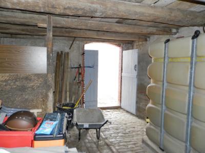 Proche LONS LE SAUNIER(39) et LOUHANS(71), à vendre maison rénovée plain-pied 100m², terrain 1038m²., ATELIER 29 m²