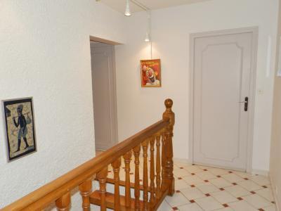 Proche ORGELET (39), à vendre maison 176 m² sur terrain 4000 m² environ avec vue, DEGAGEMENT ETAGE