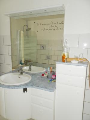 LOUHANS (71), à vendre maison 210 m² environ, six chambres, terrain 1276 m²., SDB 5.70 m²
