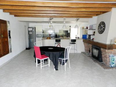 LOUHANS (71), à vendre maison 210 m² environ, six chambres, terrain 1276 m²., PIECE DE VIE 52 m²