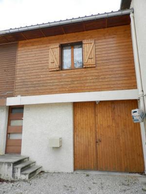 LONS LE SAUNIER (39), à vendre pavillon T2 de 35.82 m², cour et jardin privatifs., PAVILLON A VENDRE 35.82 m²