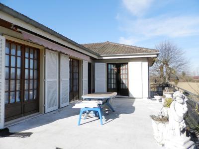 BLETTERANS (39), à vendre maison familiale 215 m², sur terrain 1284 m²., TERRASSE (Sud) 40 m²