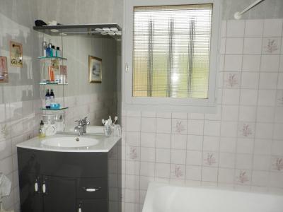 Secteur BRAINANS (39), à vendre maison 127 m² idéale passionnés équidés, terrain avec vue 14691 m²., SALLE DE BAINS 7 m²