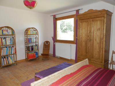 Secteur DOUCIER (39130), à vendre maison-chalet 170 m², six chambres, terrain 2260 m²., CHAMBRE 17.30 m²