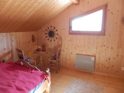 Secteur DOUCIER (39130), à vendre maison-chalet 170 m², six chambres, terrain 2260 m²., CHAMBRE D